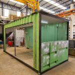 Empresa casa container