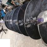Fabricante de rosca transportadora helicoidal